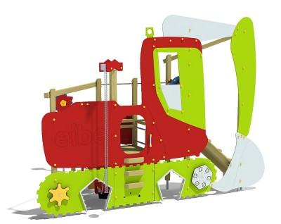 ecorino_Themed_play_equipment_Excavator