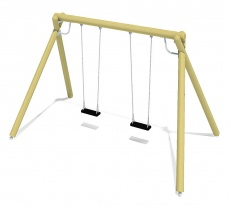 unique_Double_Swing_'Eagle'_with_Swing_seats