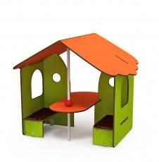 minimondo_Play_house_Apricot