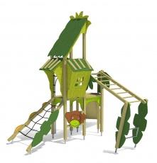 playo_Play_equipment_Snake's_nest