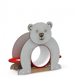 minimondo_Play_equipment_Bear_Tunnel