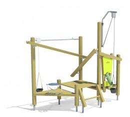 playo_Sand_building_site_Green_woodpecker