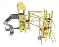unique_Play_and_Climbing_unit_Extron