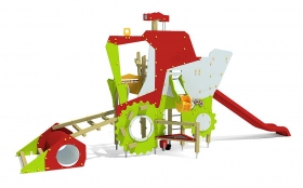 ecorino_Themed_play_equipment_Harvester